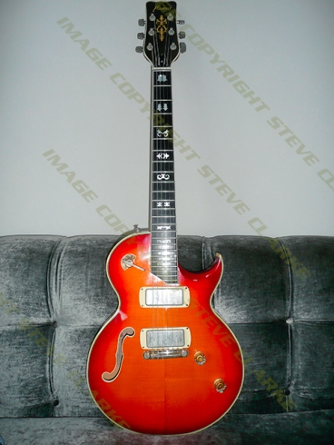 Jan Akkerman Framus Tribute Guitar 1974