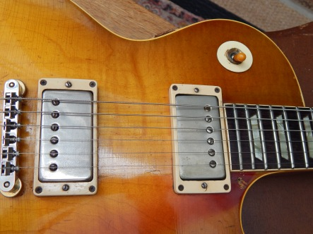 Les Paul K Richards-Mick Taylor 30 May 2014 057