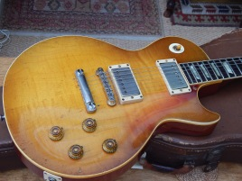 Les Paul K Richards-Mick Taylor 30 May 2014 068