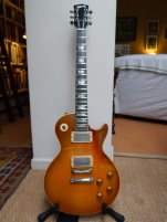 Les Paul K Richards-Mick Taylor 30 May 2014 082