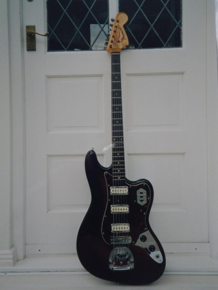 Eric Haydock's Bass Guitar