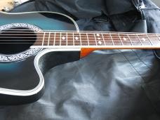 Westfield guitar neck break